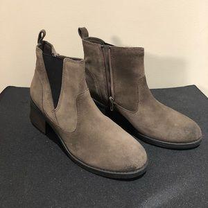 Clark's booties